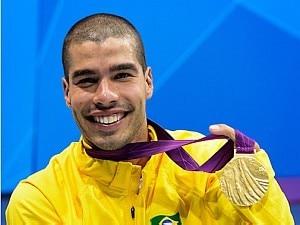 Nadador fechou participação com recordes - Buda Mendes/CPB/ Divulgação