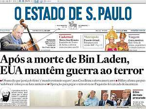 Imprensa internacional repercute a morte de Osama bin Laden