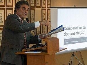 Chamado de 'aloprado', Cardozo reage às críticas sobre sua atuação no caso - Ed Ferreira/Estadão