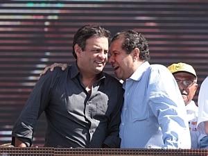 Inflação é protagonista do embate entre petistas e tucanos - Daniel Teixeira/AE