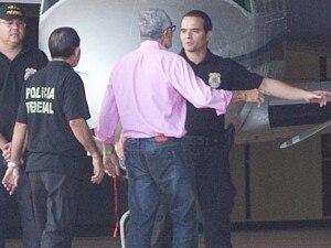 Em carta, ex-presidente do PT reafirma inocência e critica 'espetáculo' sobre o caso - Fernando Bezerra/EFE - 16.11.2013