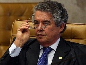 Relator do processo, Marco Aurélio responde por uma das frentes da apuração - André Dusek/Estadão - 12.09.2013