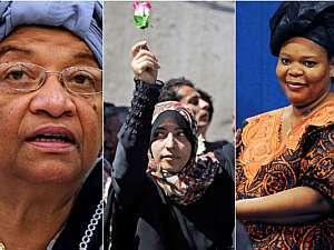 Três mulheres dividem o Nobel da Paz