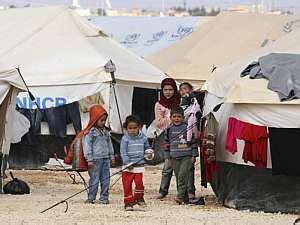ONU alerta para aumento do número de refugiados sírios