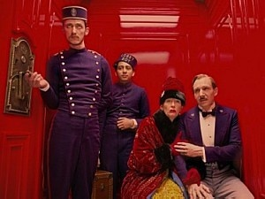 'The Grand Budapest Hotel'