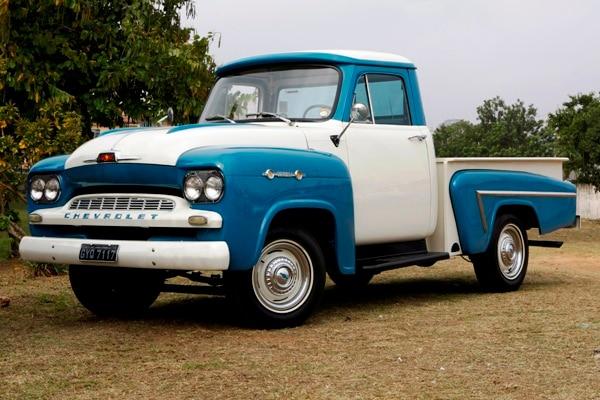 Post Your Chevrolet Brasil Amp Argentina Version Pickup