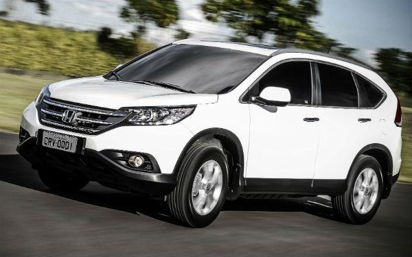 Avalia 231 227 O Honda Cr V Com Motor Flex 237 Vel Jornal Do Carro