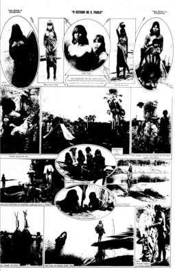 Suplemento Rotogravura, 10/1/1930