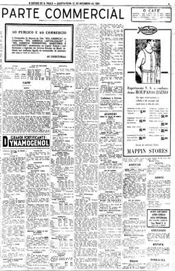 Estado foi o primeiro jornal brasileiro com anúncios Classificados