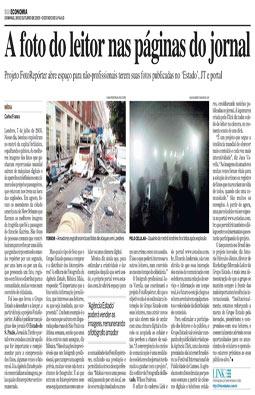 Lançamento do Projeto FotoRepórter