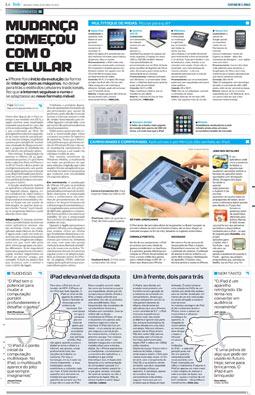 Estado lança 2.ª versão de aplicativo para iPad