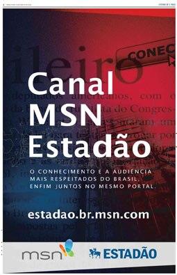Canal Estadão-MSN