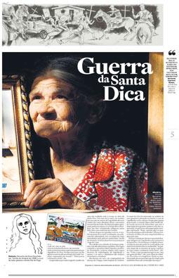 """Caderno """"Guerras Desconhecidas do Brasil"""" contou a história de 9 conflitos regionais do século 20"""