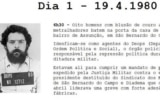 Diário da prisão de Lula em 1980