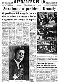 John Kennedy assassinado