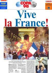 1º Título da França