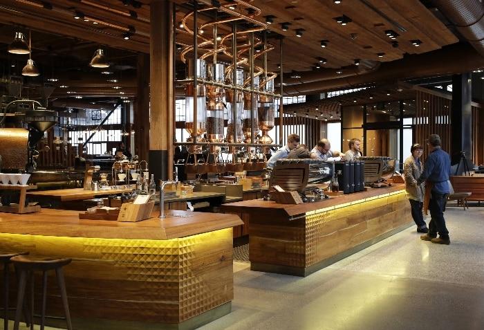 Starbucks Cresce Com Cafeterias Chiques Nos Eua