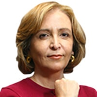 Imagem Lúcia Guimarães