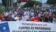 Centrais sindicais preparam greve geral para o próximo dia 28