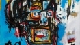 Quadro de Basquiat é vendido por preço recorde de US$ 110,5 milhões