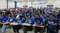 Separatistas fazem consulta no Sul do País