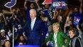 Superterça deu um impulso para Biden e um desafio para Sanders