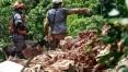 Tragédias das chuvas criam marca duradoura de destruição no Sudeste