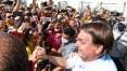 Bolsonaro participa de motociata em São Paulo em ato organizado por apoiadores