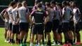 Após demissão, Rogério Ceni vai ao CT e se despede dos jogadores