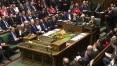 Parlamento britânico aprova começo do Brexit para março