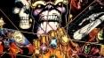 'Vingadores': As HQs fundamentais para conhecer a saga de Thanos
