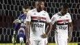 São Paulo é surpreendido e perde para o Fluminense no Morumbi