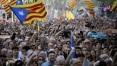 Crise política causa 'fratura social' na Catalunha e afasta parentes e amigos