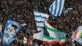 Lazio é punida pela Uefa por comportamento racista e gestos nazistas de seus torcedores