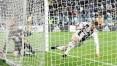 Com gol de Cristiano Ronaldo, Juventus arranca empate com Torino