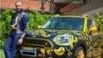 Daniel Alves coloca carro de luxo à venda na internet: 'Tem estilo e está pra jogo'