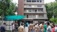Oito pacientes de covid-19 morrem após incêndio em hospital da Índia
