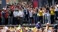 Guaidó anuncia entrada de ajuda humanitária à Venezuela no dia 23