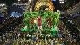 Beija-Flor vence no Rio com homenagem a ditadura africana