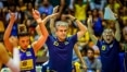 Zé Roberto exalta vaga da seleção feminina de vôlei ao Jogos de Tóquio-2020