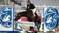 Treinadora alemã é expulsa dos Jogos de Tóquio por agredir cavalo no pentatlo