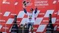 Mir é sétimo em Valência e conquista título inédito da MotoGP; Morbidelli vence