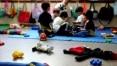 55% da verba federal para a educação infantil está parada
