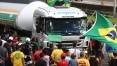 Governo investiga infiltração de três movimentos políticos na paralisação dos caminhoneiros