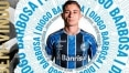 Diogo Barbosa deixa Palmeiras e acerta contrato com o Grêmio até dezembro de 2023