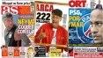 Imprensa europeia destaca possível ida de Neymar para o PSG