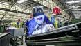 Base fraca ajuda recuperação da indústria