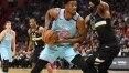 Miami Heat ofusca Antetokounmpo e derruba favorito Milwaukee Bucks na NBA