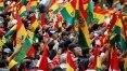 Analista vê 'golpe popular' sem influências para o Brasil