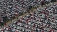 Queda de vendas para a Argentina altera planos de montadoras